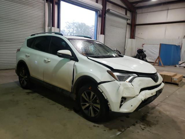 Salvage cars for sale from Copart Lufkin, TX: 2018 Toyota Rav4 Adven