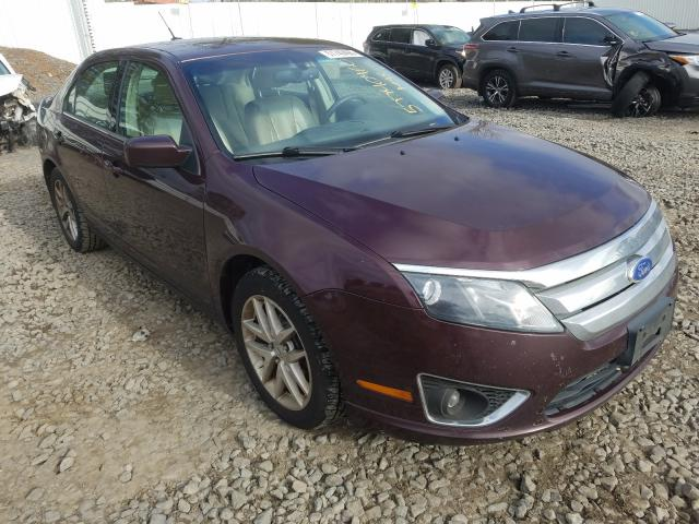 Ford Fusion salvage cars for sale: 2011 Ford Fusion