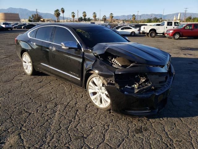 Salvage cars for sale from Copart Colton, CA: 2018 Chevrolet Impala PRE