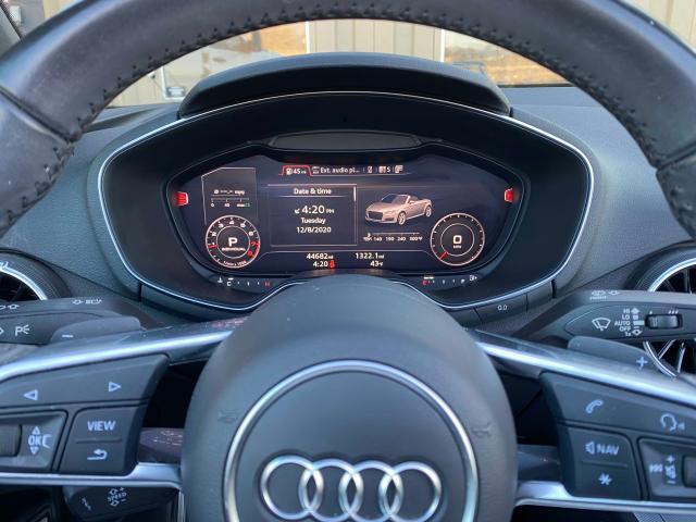 TRUT5CFV8H1006837 2017 Audi Tt 2.0L
