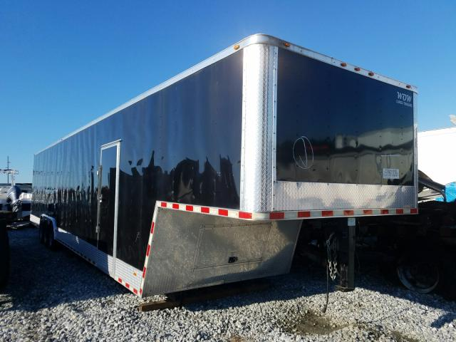 Freedom salvage cars for sale: 2019 Freedom Cargo Trailer