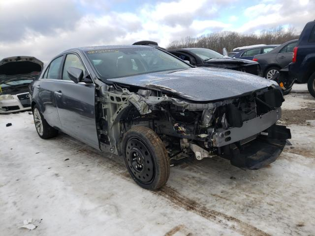 Cadillac salvage cars for sale: 2019 Cadillac CTS Luxury
