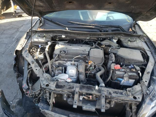 1HGCR2F35HA157837 2017 Honda Accord Lx 2.4L