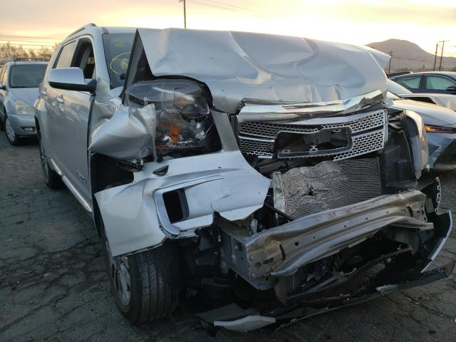 Salvage cars for sale from Copart Colton, CA: 2017 GMC Terrain DE