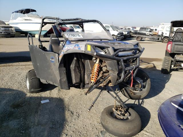 Salvage cars for sale from Copart San Diego, CA: 2013 Polaris RZR 800 S