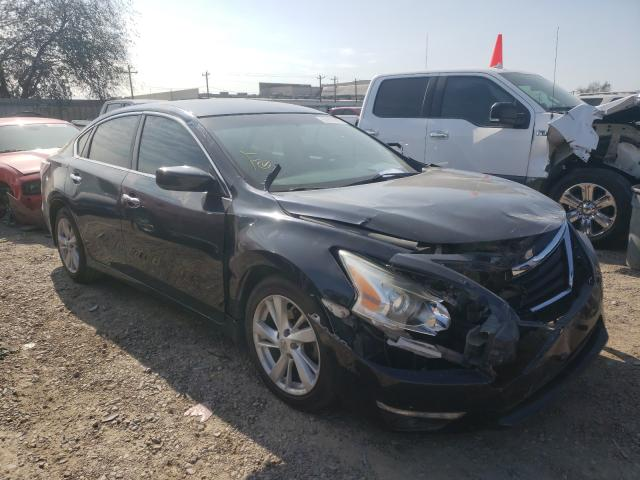 Salvage cars for sale from Copart Mercedes, TX: 2015 Nissan Altima 2.5