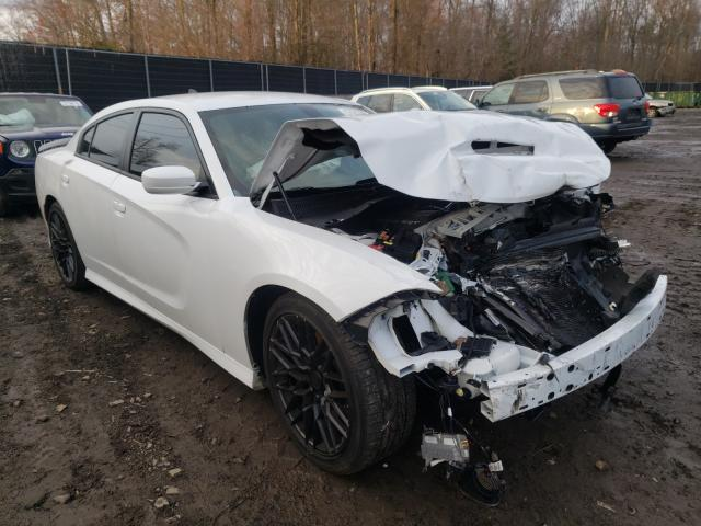 Salvage cars for sale from Copart Waldorf, MD: 2019 Dodge Charger SC