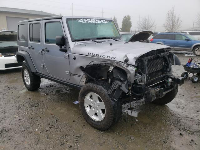 Salvage cars for sale from Copart Eugene, OR: 2014 Jeep Wrangler U