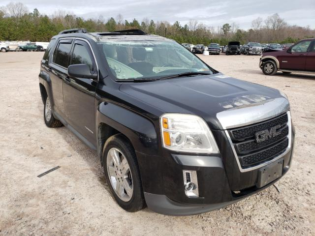 Salvage cars for sale from Copart Charles City, VA: 2012 GMC Terrain SL