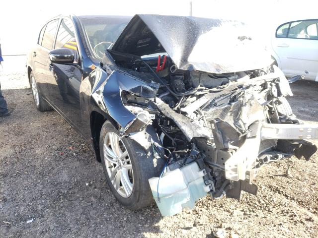 Salvage cars for sale from Copart Albuquerque, NM: 2013 Infiniti G37