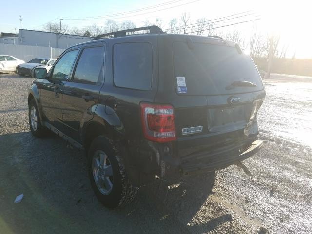 купить 2012 Ford Escape Xlt 2.5L 1FMCU0D70CKC62856