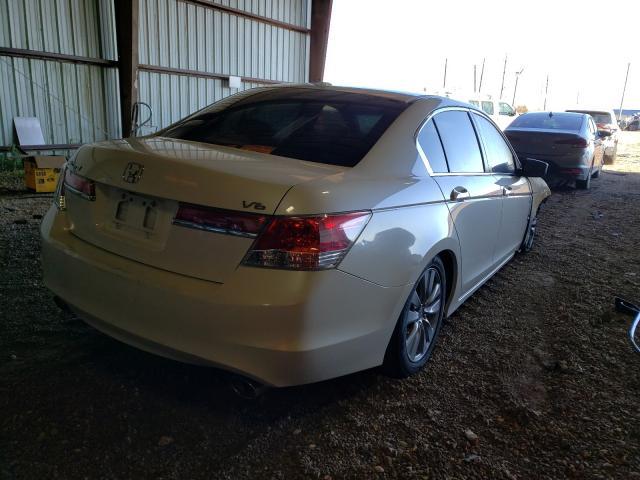 цена в сша 2011 Honda Accord Exl 3.5L 1HGCP3F86BA005810