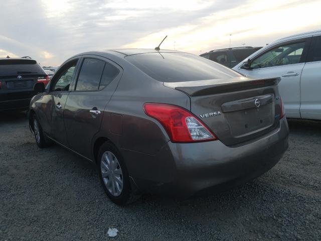 купить 2014 Nissan Versa S 1.6L 3N1CN7AP1EK464047
