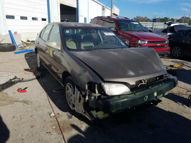 Nissan Altima salvage cars for sale: 1998 Nissan Altima