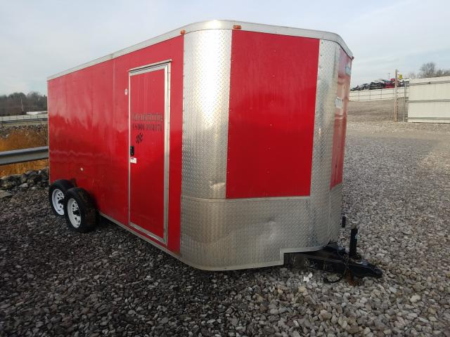 Salvage cars for sale from Copart Lawrenceburg, KY: 2018 Trail King Trailer
