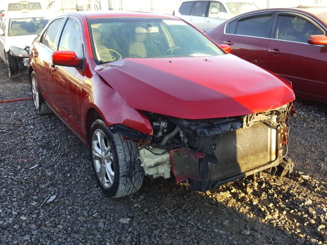 Salvage cars for sale from Copart Hueytown, AL: 2012 Ford Fusion SE