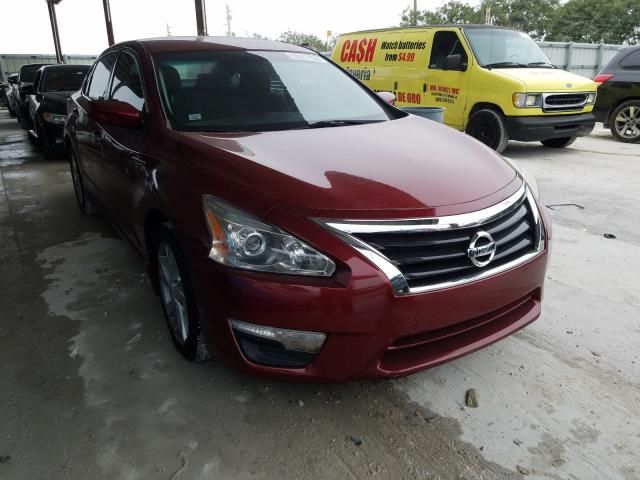Salvage cars for sale from Copart Homestead, FL: 2014 Nissan Altima 2.5