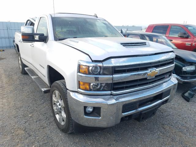 Salvage cars for sale from Copart Anderson, CA: 2018 Chevrolet Silverado