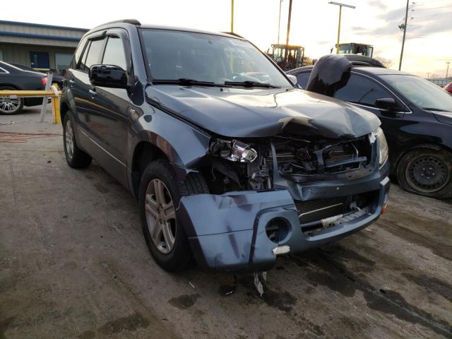 Suzuki salvage cars for sale: 2006 Suzuki Grand Vitara