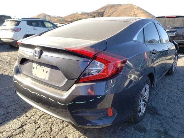 цена в сша 2017 Honda Civic Lx 2.0L 2HGFC2F59HH508962