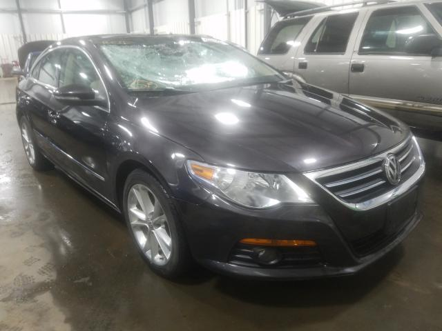 Salvage cars for sale at Ham Lake, MN auction: 2009 Volkswagen CC Luxury