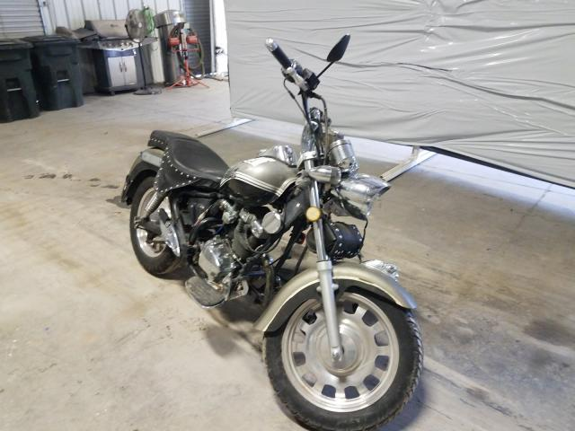 Salvage cars for sale from Copart Hurricane, WV: 2004 Honda Rebel