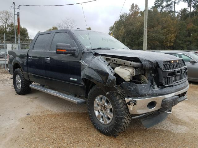 Salvage cars for sale from Copart Greenwell Springs, LA: 2012 Ford F150 Super