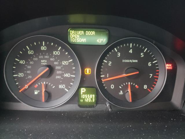 YV1382MWXA2521680 2010 Volvo V50 2.4I 2.4L