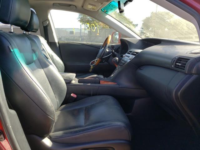 пригнать из сша 2010 Lexus Rx350 3.5L 2T2ZK1BA5AC002035