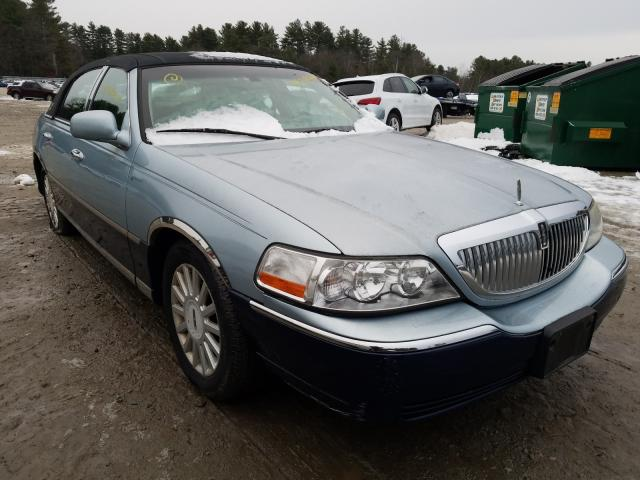 Lincoln Town Car salvage cars for sale: 2007 Lincoln Town Car