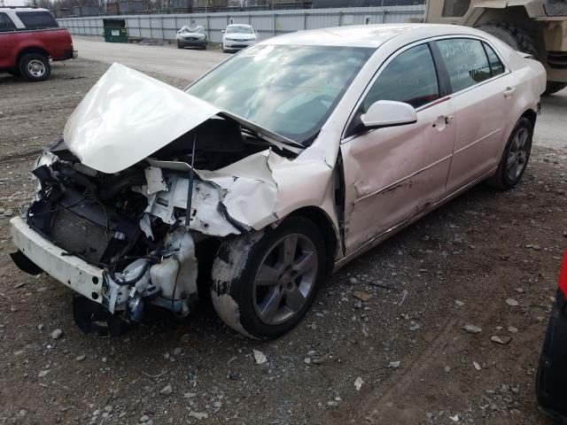 из сша 2011 Chevrolet Malibu 1Lt 2.4L 1G1ZC5E14BF272556