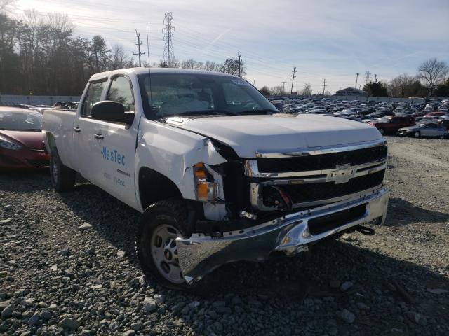 Salvage trucks for sale at Mebane, NC auction: 2011 Chevrolet Silverado