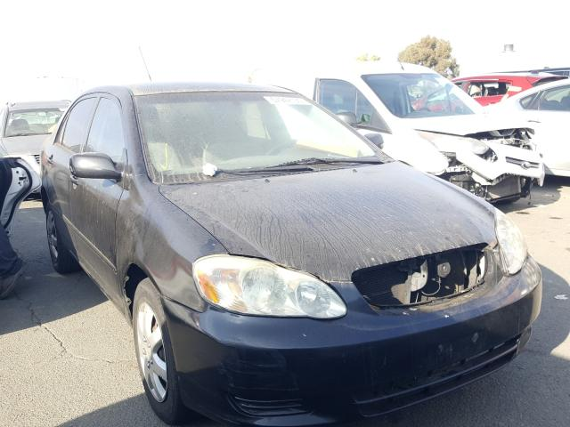 Salvage cars for sale from Copart Martinez, CA: 2003 Toyota Corolla CE