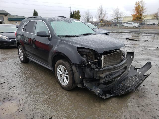 Vehiculos salvage en venta de Copart Eugene, OR: 2017 Chevrolet Equinox LT