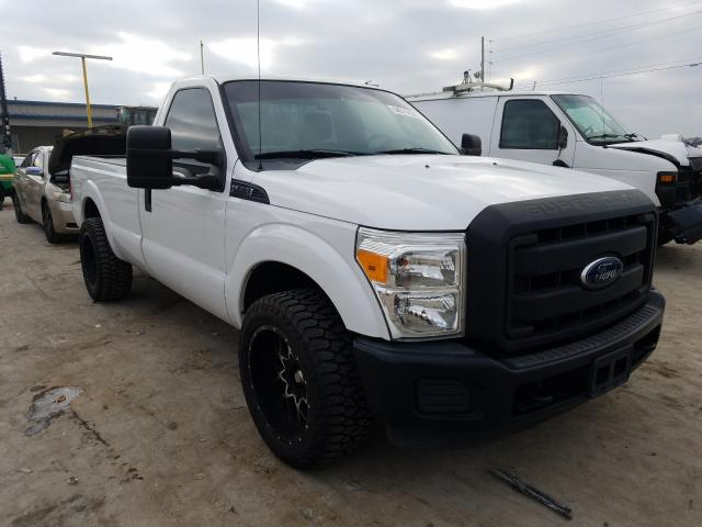 Salvage cars for sale from Copart Lebanon, TN: 2013 Ford F250 Super