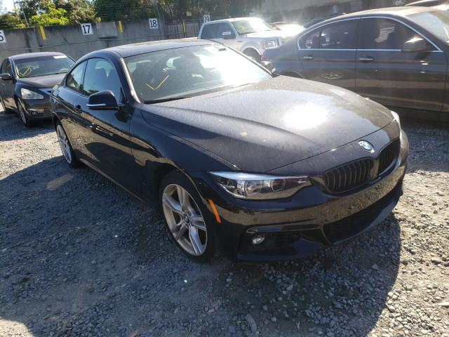 Salvage cars for sale from Copart Opa Locka, FL: 2019 BMW 440XI