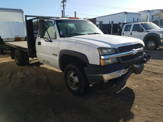 Salvage cars for sale from Copart Kapolei, HI: 2003 Chevrolet Silverado