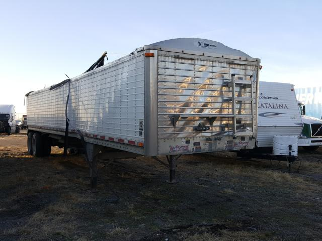 Wilson salvage cars for sale: 2008 Wilson Grain Trailer