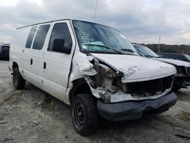 Salvage cars for sale from Copart Loganville, GA: 2006 Ford Econoline
