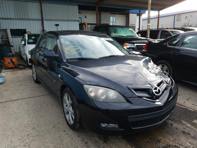 Salvage cars for sale from Copart Pennsburg, PA: 2009 Mazda 3 S