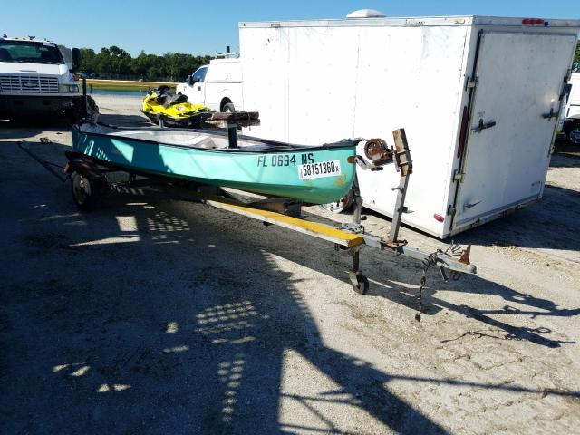Salvage boats for sale at Fort Pierce, FL auction: 2007 GHE Boat