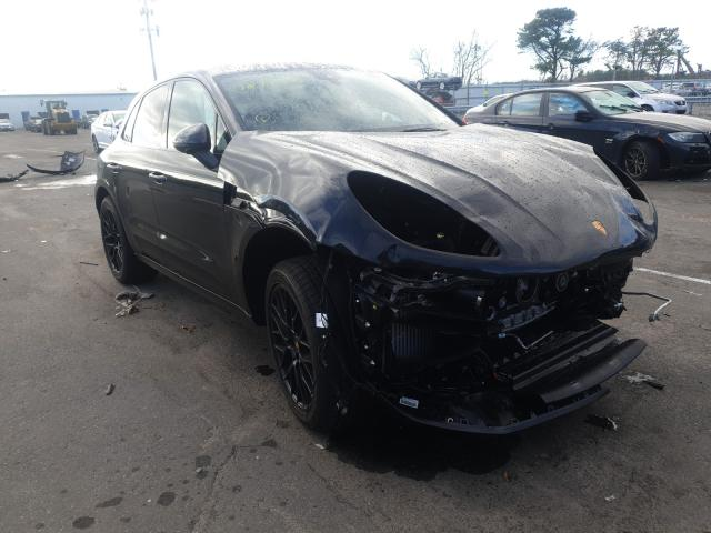 Porsche salvage cars for sale: 2020 Porsche Macan GTS
