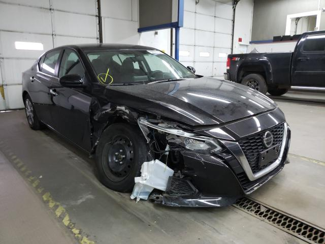 Salvage cars for sale from Copart Pasco, WA: 2020 Nissan Altima S