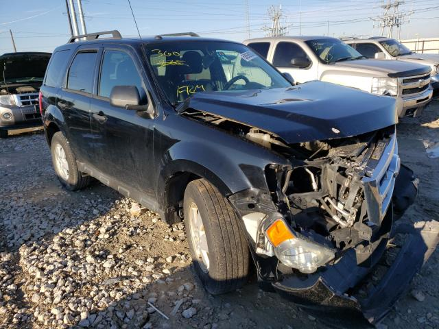 1FMCU0DG3CKA34396 2012 Ford Escape Xlt 3.0L