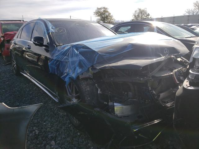Salvage cars for sale from Copart Byron, GA: 2020 Mercedes-Benz S 63 AMG 4