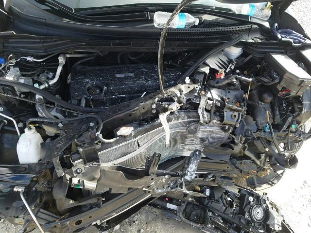 2HKRM3H46GH530880 2016 Honda Cr-V Se 2.4L