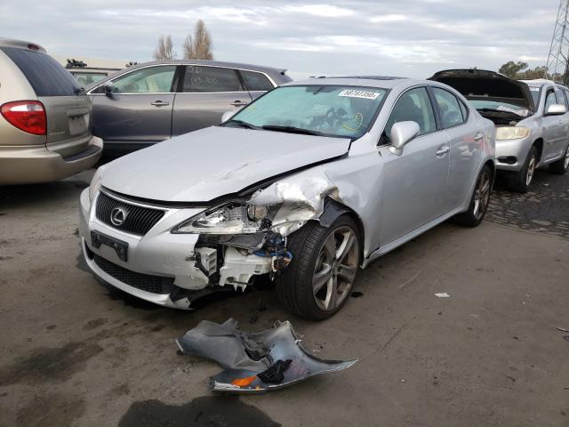 из сша 2012 Lexus Is 250 2.5L JTHBF5C28C5164250