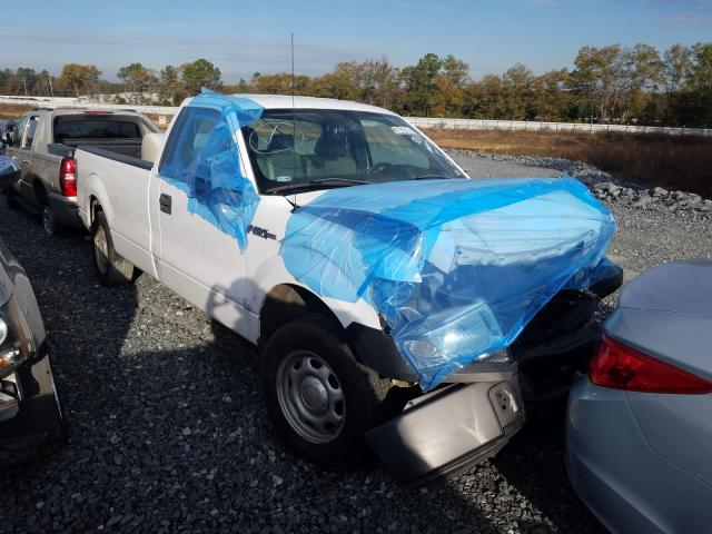 Salvage 2014 FORD F150 - Small image. Lot 28437300