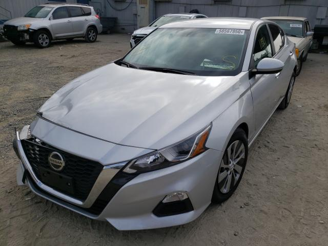 2020 NISSAN ALTIMA S 1N4BL4BV8LC139317