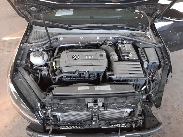 3VW6T7AU6KM015563 2019 Volkswagen Gti S 2.0L